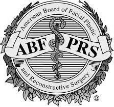 Offical Seal of the American Board of Facial Plastic and Reconstructive Surgery