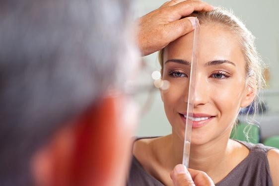 nose plastic surgery preparation