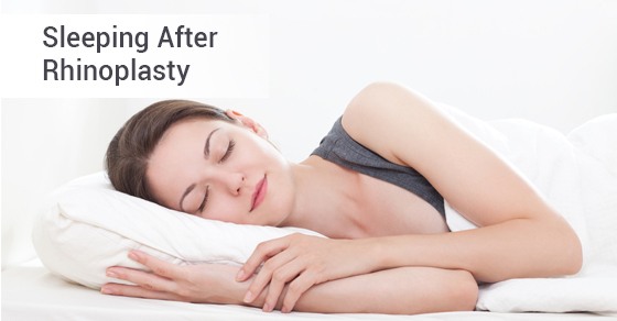Sleeping After Rhinoplasty
