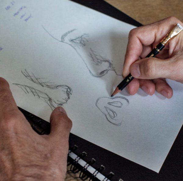 dr. smith - artist sketches