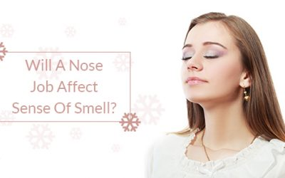 Will A Nose Job Affect My Sense Of Smell?