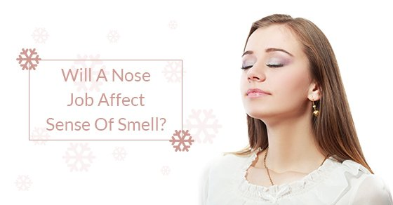 Does Nose Job Affect Sense Of Smell